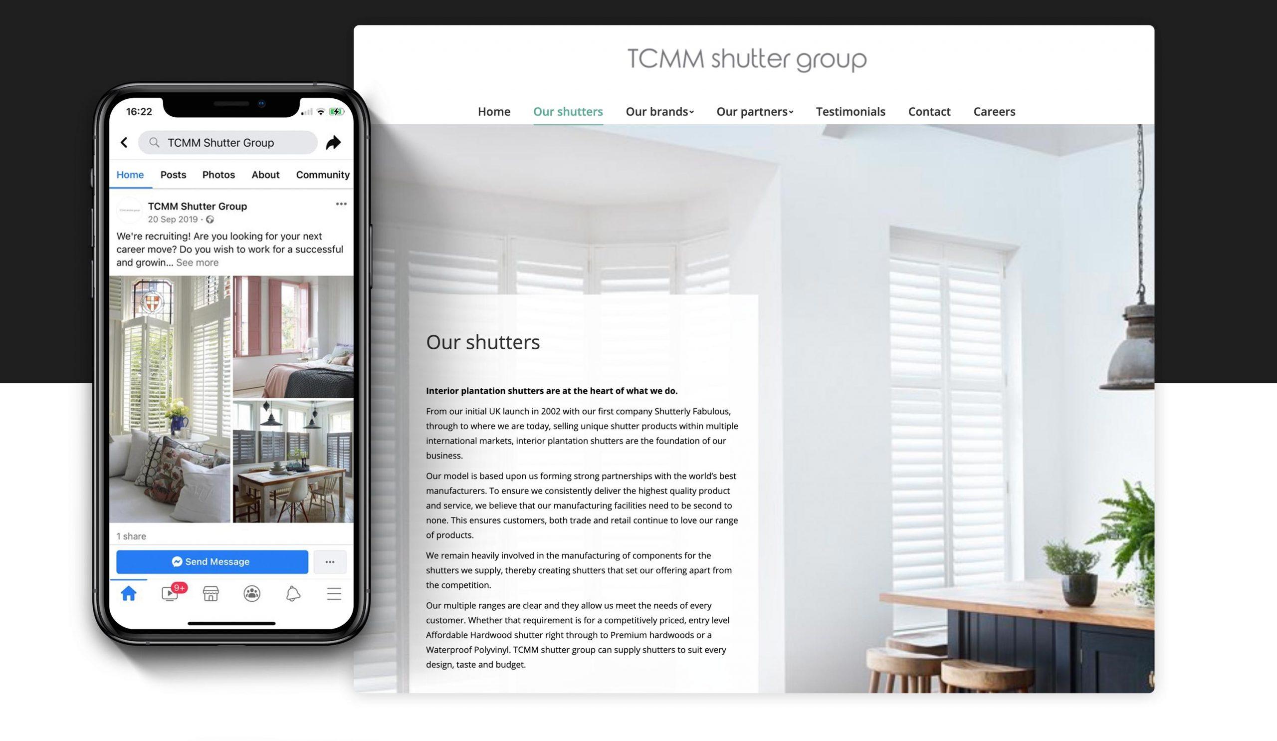 TCMM Shutter Group